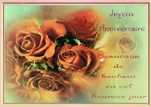 joyeux anniversaire ma soeur fleur