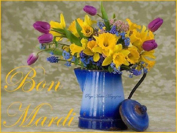 """Résultat de recherche d'images pour """"bon mardi fleuri"""""""